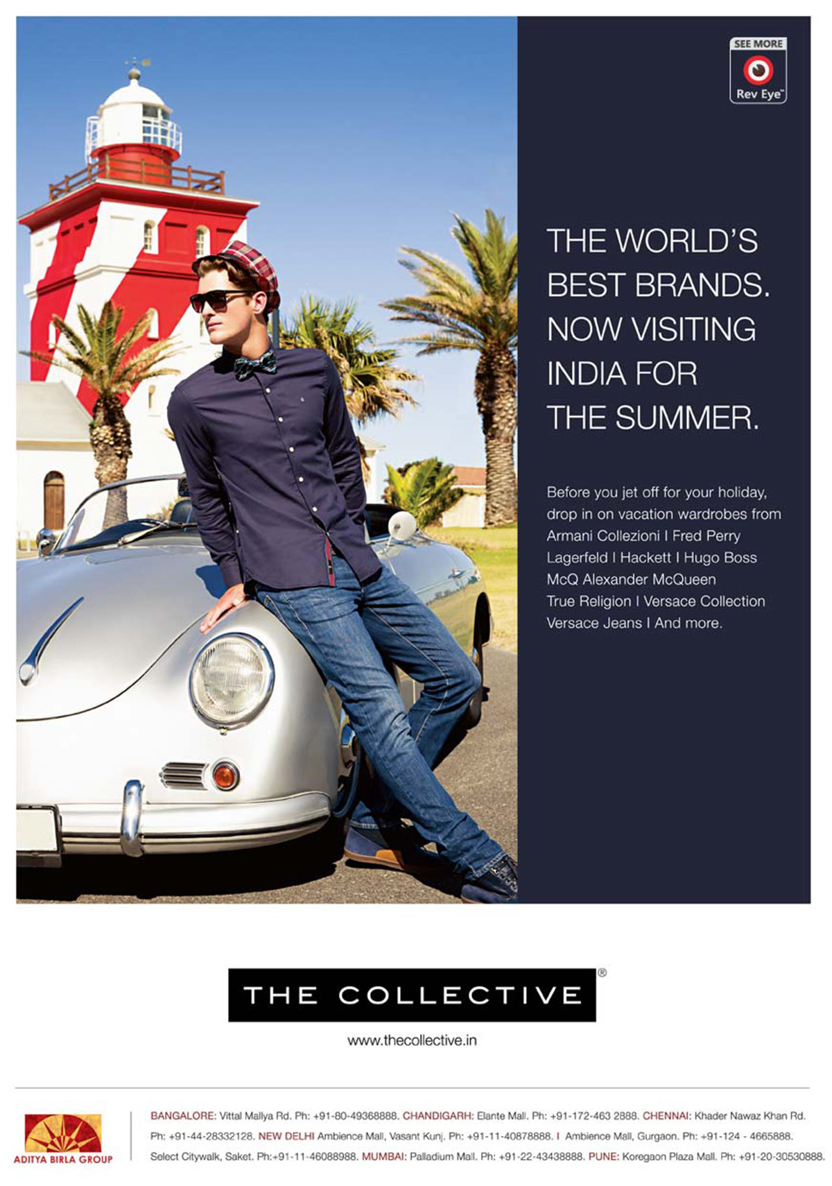 The Collective Print Ad
